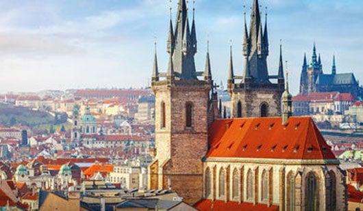 Dejte šanci Praze