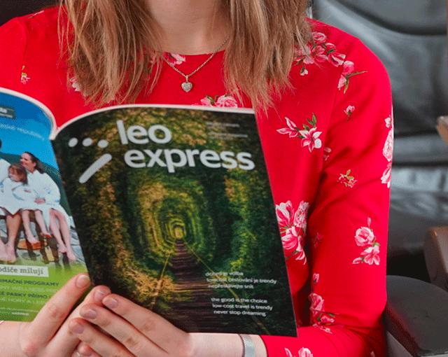 leo express magazine