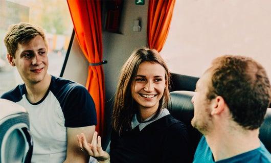 Autobusem do Drážďan