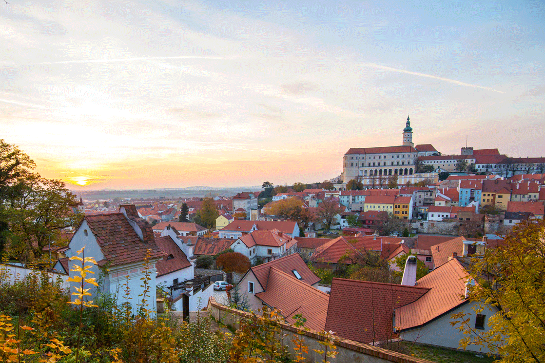 Srdce jižní Moravy