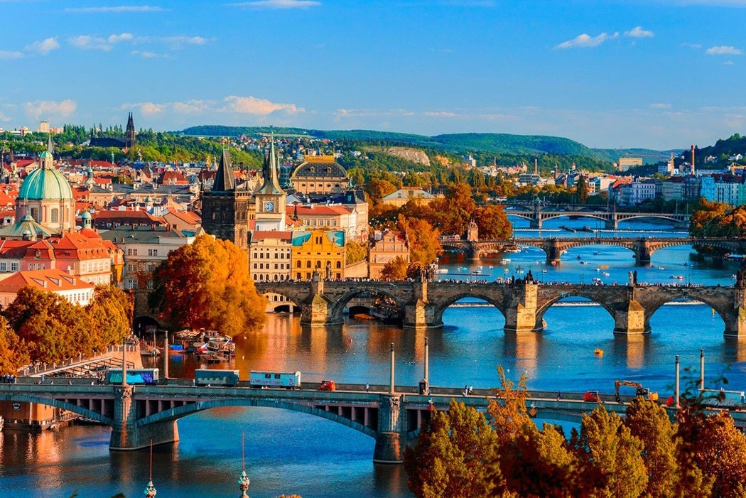 Prague Bus Tours