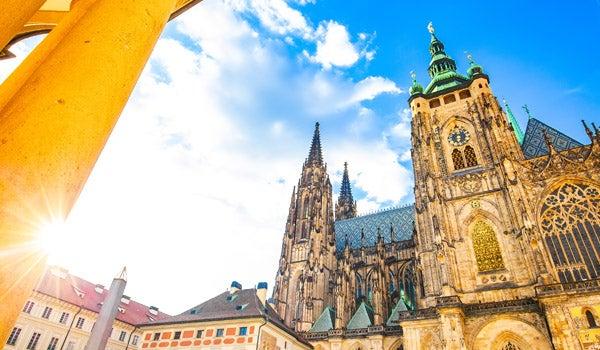Nowe połączenie do Pragi