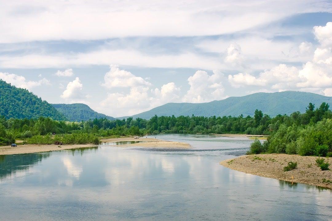 Na sútoku riek Rika a Tisa