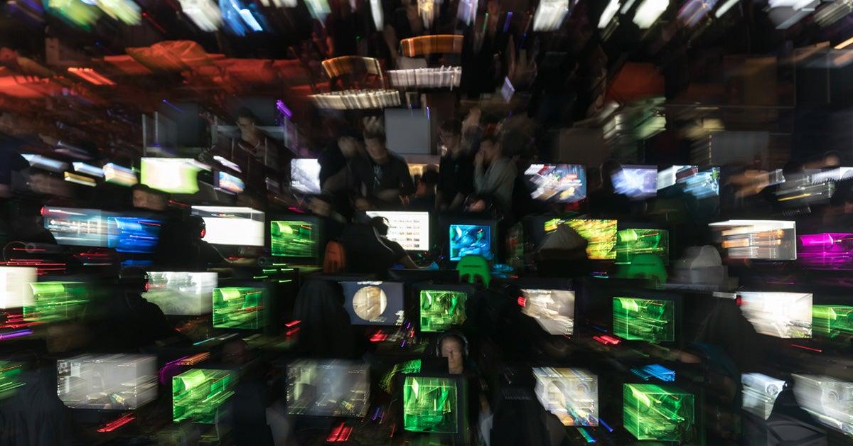 Největší LAN-Party v Německu