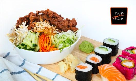 Asian specialities