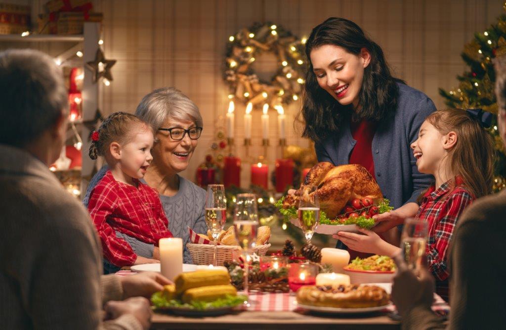 Зимові свята з родиною