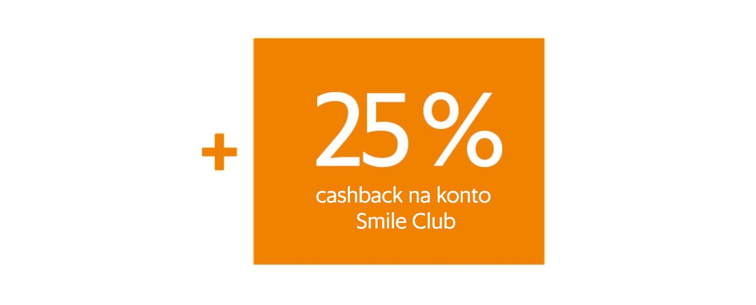 Zarejestruj się w Smile Club i odbierz nagrodę