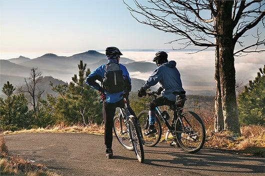 Bike holidays in eastern Moravia