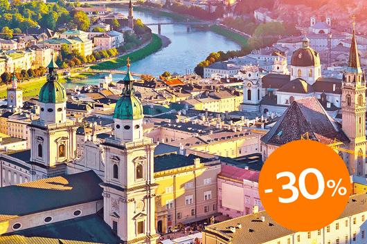 Charming Salzburg